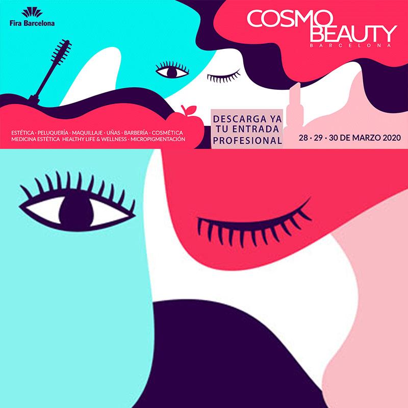 cosmo beauty barcelona - marzo del 2020