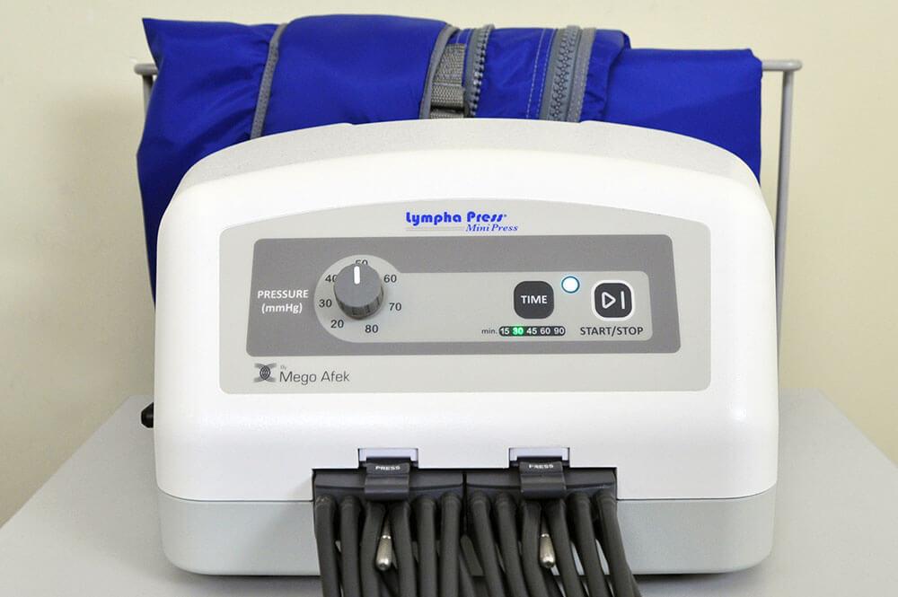 lympha press 960 - máquina
