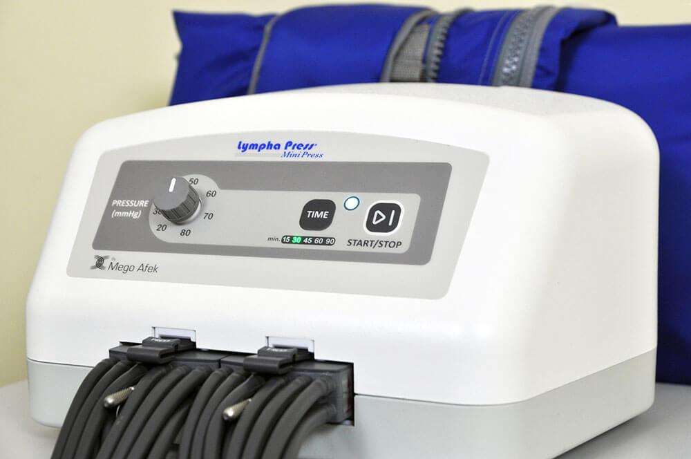 la máquina de lympha press mini press 960