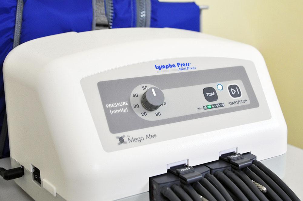 División Médica - lympha press mini press 960