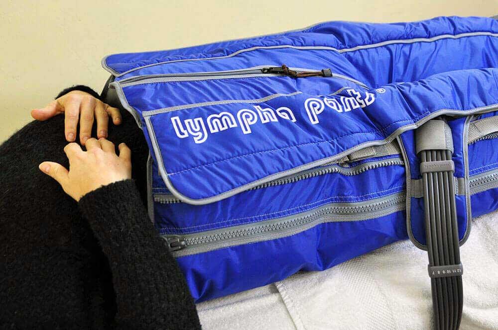 Accesorios pantalon presoterapia Lympha Press®