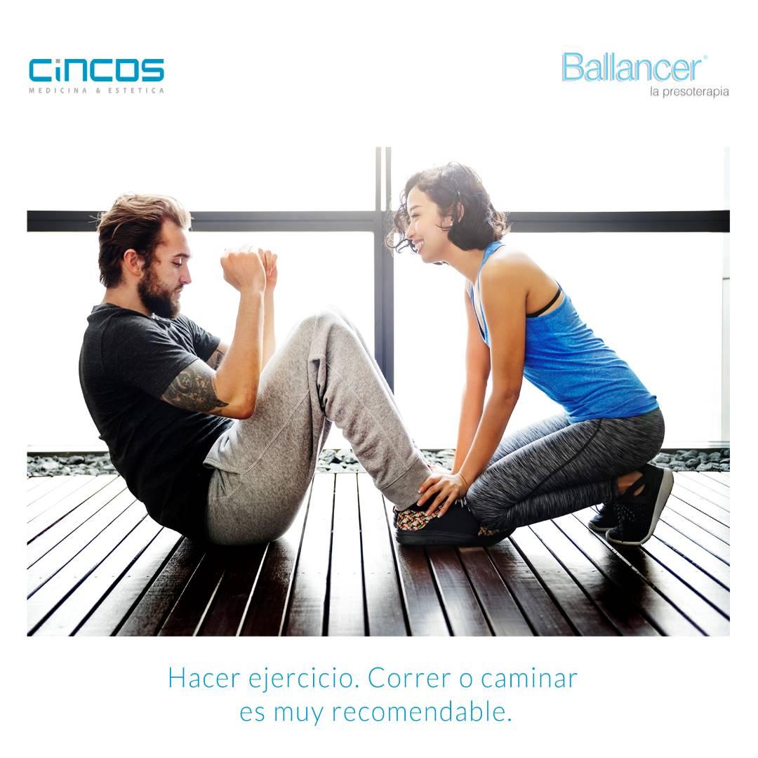 ejercicio para activar el sistema circulatorio