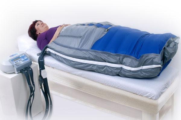 Pantalon presoterapia accesorios lympha press